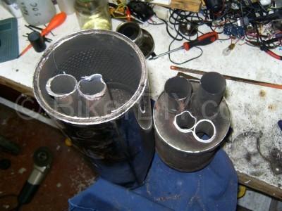bandit end can chamber 2 internals