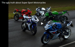 The ugly truth about superbikes...not