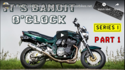 It's Bandit o'clock