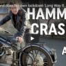 Richard Hammond Long Way Round..Crash